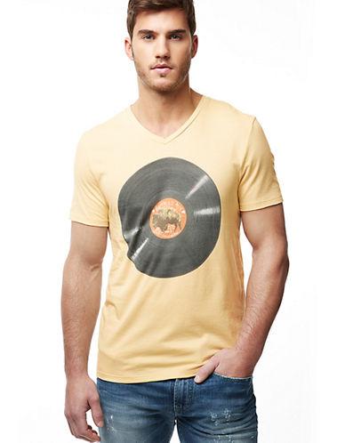 BUFFALO DAVID BITTONNasumi Record Graphic T-Shirt