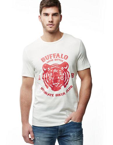 BUFFALO DAVID BITTONNadimian Biker Club T-Shirt