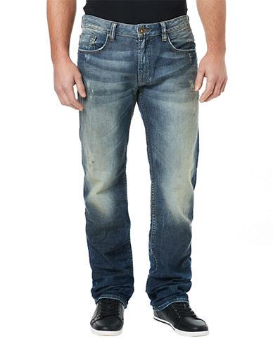 BUFFALO DAVID BITTONSheeba Slim Straight Leg Jeans