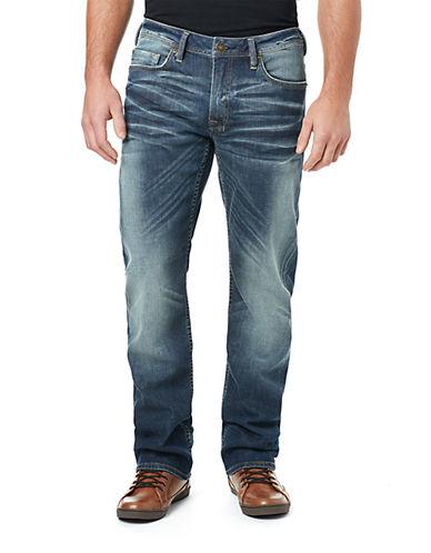 BUFFALO DAVID BITTONStraight Leg Stretch Jeans