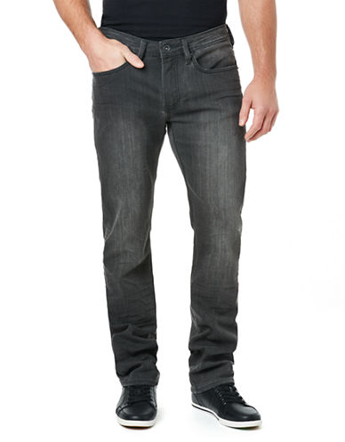 BUFFALO DAVID BITTON Evan-X Slim Straight Leg Jeans