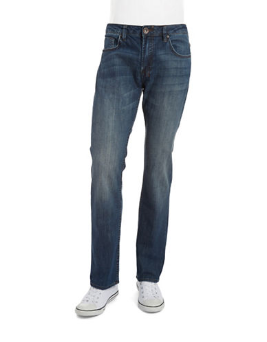 BUFFALO DAVID BITTON Six X Basic Slim Straight Jeans