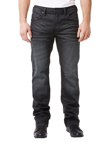 BUFFALO DAVID BITTONDriven X Straight Leg Jeans