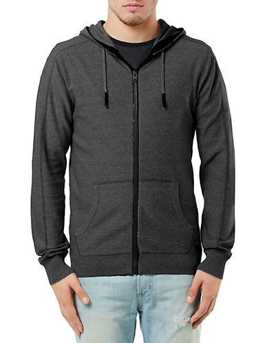 Buffalo David Bitton Waban Zip Hoodie