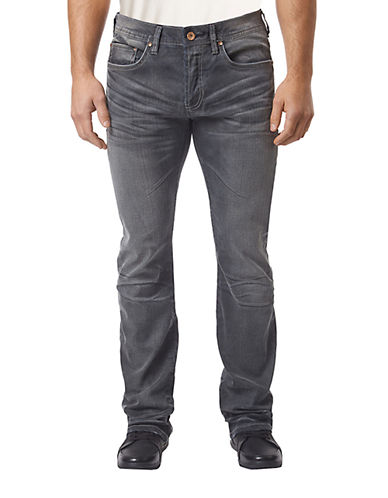 BUFFALO DAVID BITTON King Mid Rise Jeans
