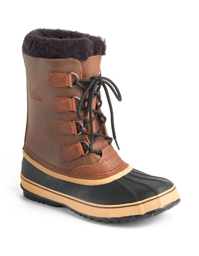 SOREL 1964 Pac T Leather Boot