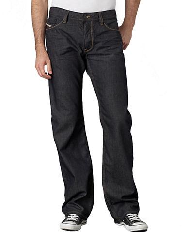 DIESELViker 88Z Wash Straight-Leg Jeans