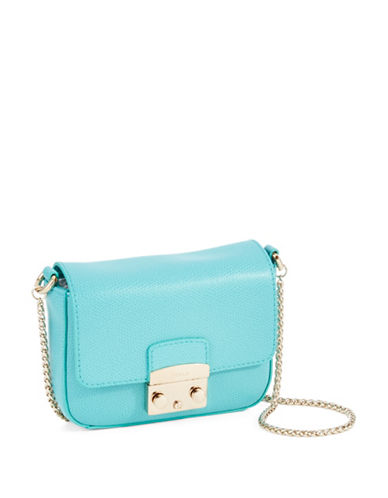 Furla Leather Crossbody Bag