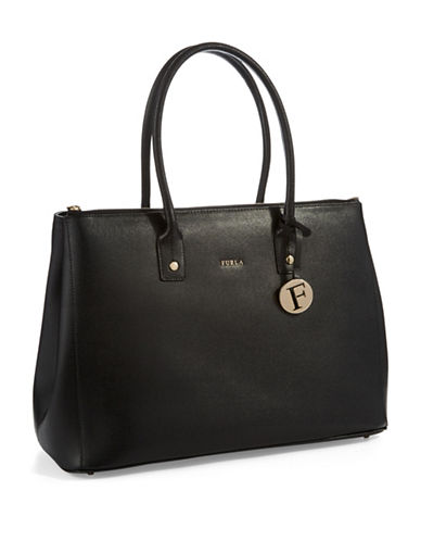 FURLA Leather Linda Tote