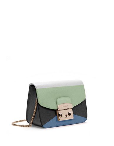 FURLAMetropolis Leather Mini Crossbody Bag