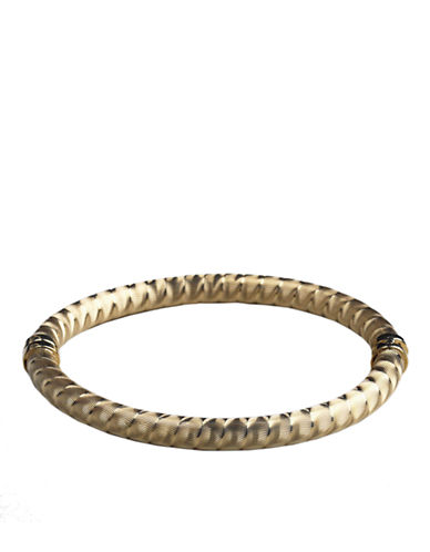 LORD & TAYLORTextured Bangle Bracelet