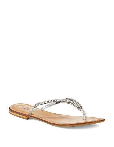 MATISSEStrength Pave Accented Sandals