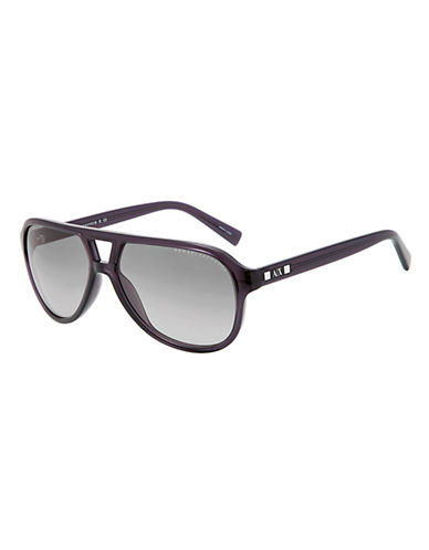 ARMANI EXCHANGEPilot Aviator Sunglasses