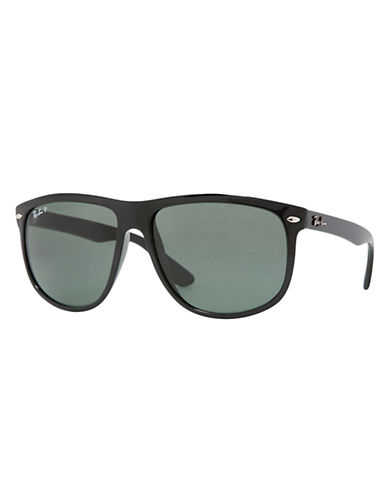 8560a58af60 UPC 805289391616 - Ray-Ban Polarized Boyfriend Sunglasses ...