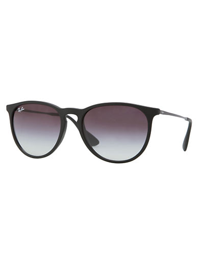RAY-BANRound Keyhole Sunglasses