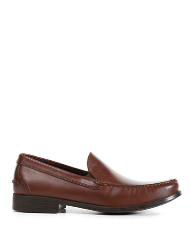 GEOXDamon Leather Loafers