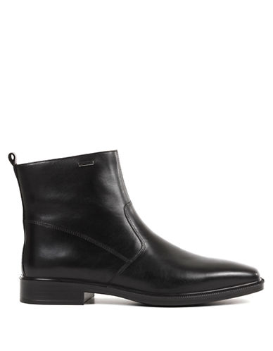 GEOXAlex Leather Ankle Boots