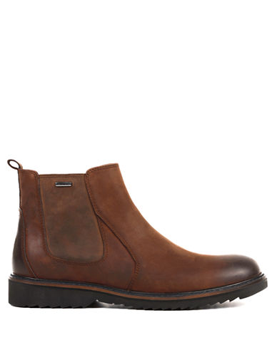 GEOXChester Leather Ankle Boots