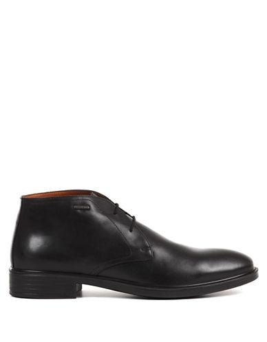 GEOXLoris Leather Chukka Boots