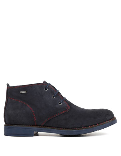 GEOXJheryx Leather Chukka Boots