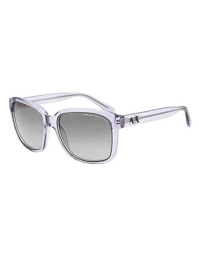 ARMANI EXCHANGESquare Sunglasses