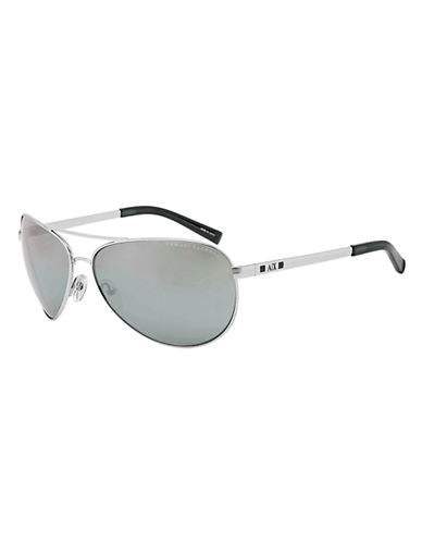 ARMANI EXCHANGETeardrop-Shaped Sunglasses with Scratch-Resistant Lenses