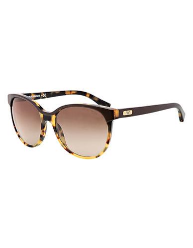 EMPORIO ARMANIOval Sunglasses