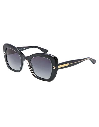DOLCE & GABBANAPearlized Vintage-Frame Sunglasses
