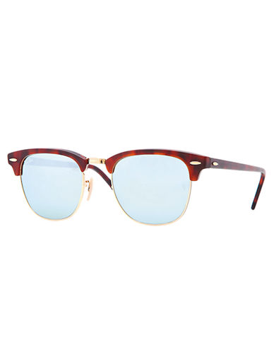 RAY-BAN Clubmaster Vintage Iconic Sunglasses