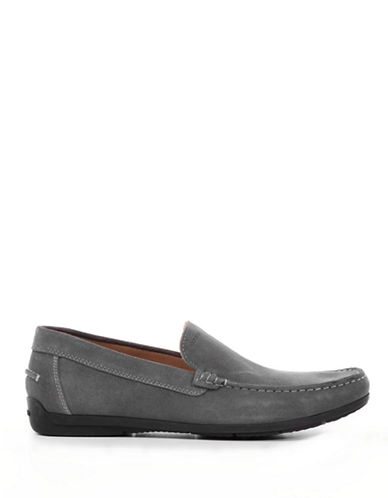 GEOXSimon 1 Suede Driving Moccasins
