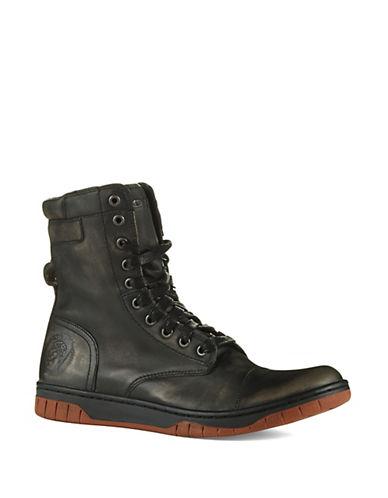 DIESELBasket Butch Zip Boots
