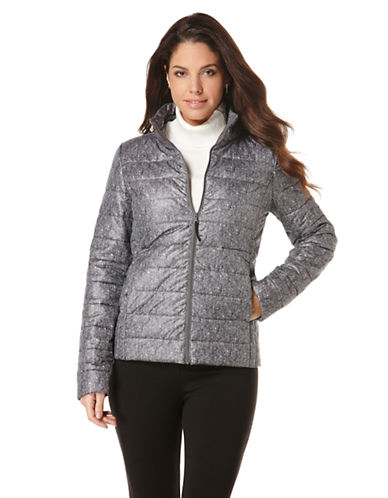 RAFAELLA Packable Puffer Coat