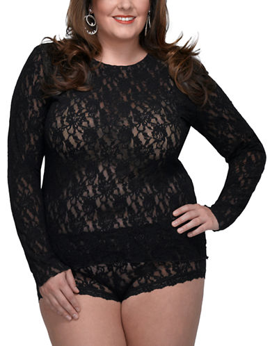 HANKY PANKY Signature Lace Unlined Top