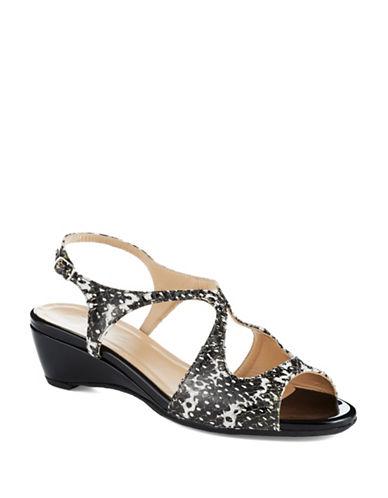 AMALFIGaila Wedge Sandals