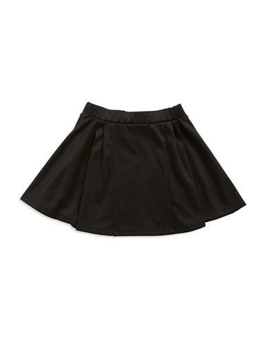 WEAVERS GIRLGirls 7-16 Pleated Skater Skirt