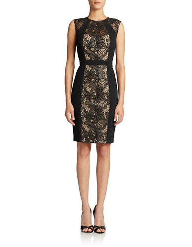 XSCAPEEmbroidered Cocktail Dress
