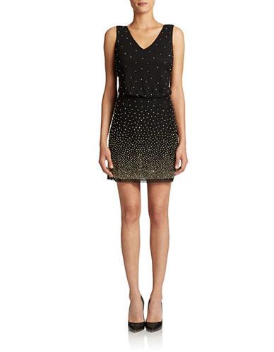 Shop Xscape online and buy Xscape Beaded Cocktail Dress dress online