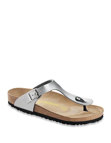 BIRKENSTOCKGizeh Birko-Flor T-Strap Sandals