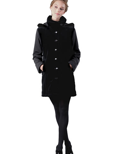 JANE POSTPadded Jacket with Detachable Hood