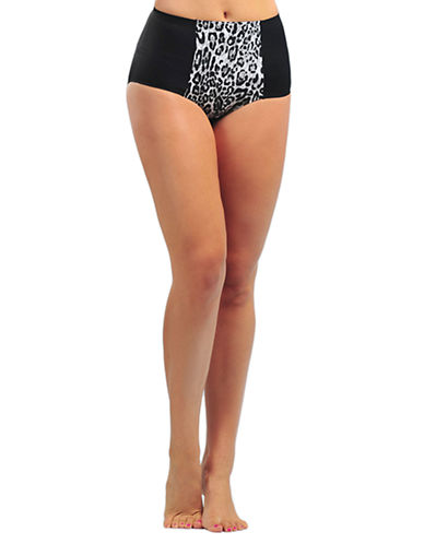 SKWEEZ COUTURE Disbe Brief Printed Shaping Briefs