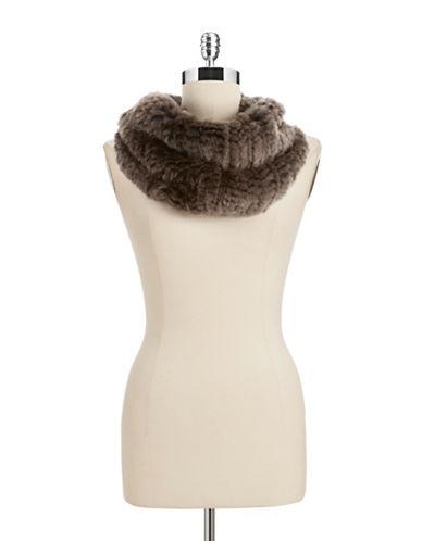 LINDA RICHARDSRex Rabbit Fur Scarf