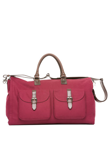 HOOK + ALBERTGarment Weekender Bag
