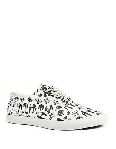 Buy Nature Canvas Lace-Up Sneakers by Bucketfeet online