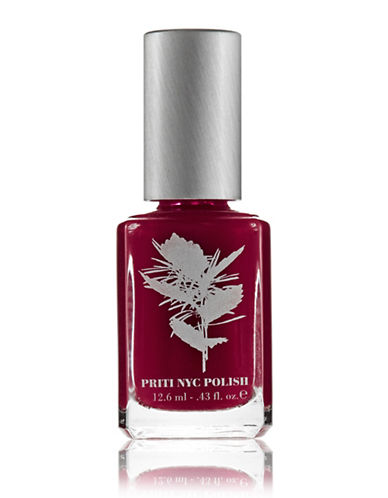 PRITI NYC Cherry Ripe Nail Polish