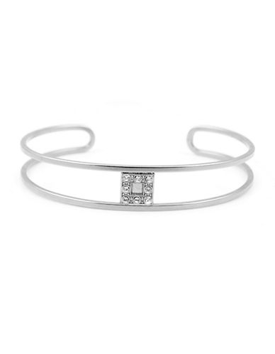 GERARD YOSCASwarovski Crystal Cuff Bracelet