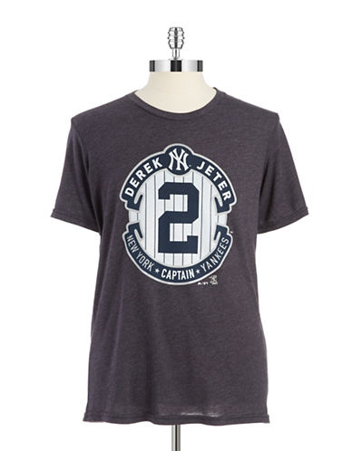 MAJESTIC THREADS Derek Jeter T Shirt