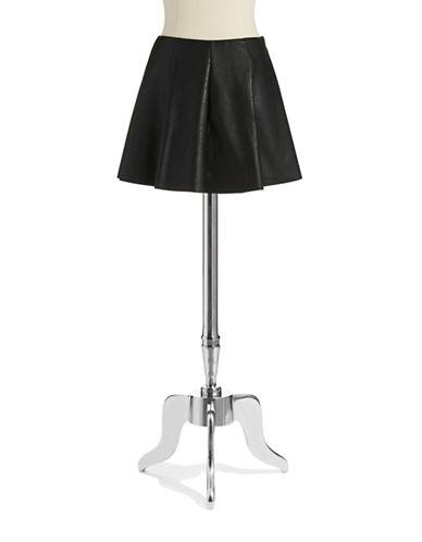 J COOPERGorde Faux Leather Skirt