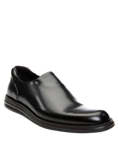DONALD J. PLINERErling Nappa Leather Loafers