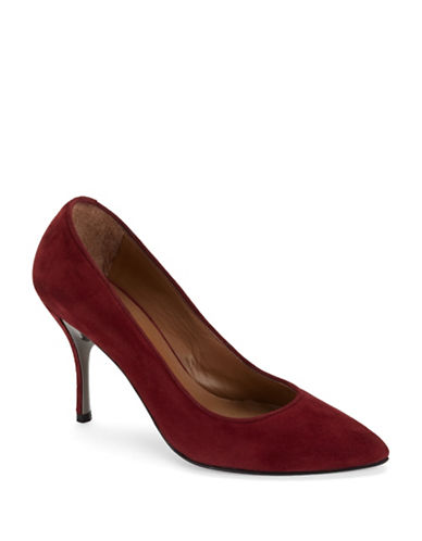 DONALD J. PLINER Brave Pointed Toe Pumps