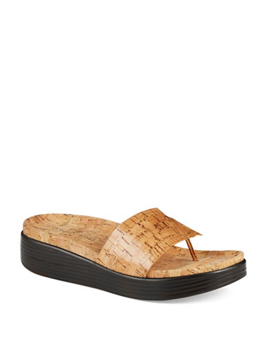 DONALD J. PLINERFifi Platform Sandals
